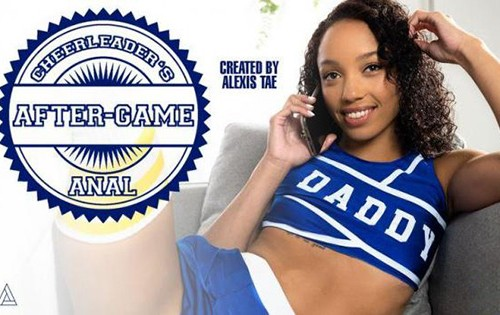 Alexis Tae - Cheerleaders After-Game Anal [Model Time] - August 27, 2020