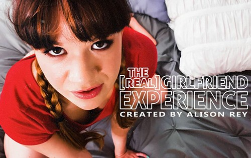 Alison Rey - The Real Girlfriend Experience [Model Time] - July 12, 2020