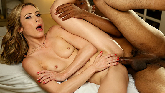 Aiden Ashley - Aiden Is All Set For Her BBC [Hotwife XXX] - April 8, 2021