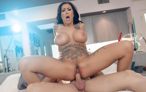 Lily Lane - Lily Lane Gets Those Tits Covered In Cum - May 24, 2019