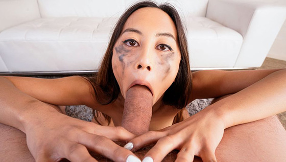 Alexia Anders - Alexia's All In Blowjob [Throated] - April 17, 2021