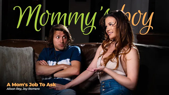 Alison Rey - A Mom's Job To Ask [Mommy