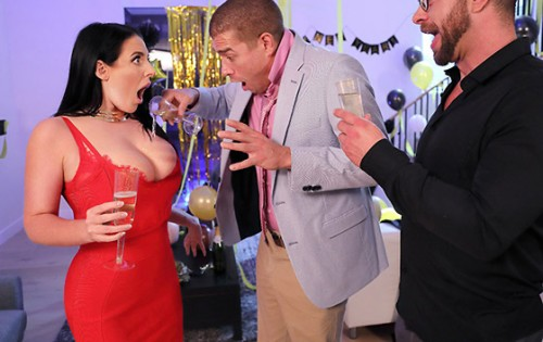 Angela White - Fappy New Year [Real Wife Stories / Brazzers] - September 11, 2020