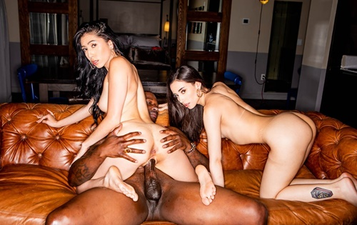 Aria Lee, Judy Jolie - Got Your Back [Blacked Raw] - October 20, 2020