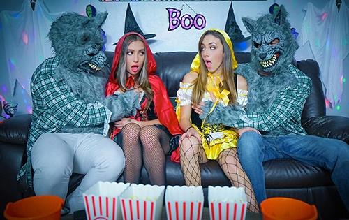 Bailey Base, Dani Blu - Halloween Switch Plan [Daughter Swap] - October 23, 2020