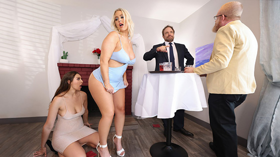 Bella Rolland, Jenna Starr - Oyster Party Fuckfest Part 1 [Hot And Mean / Brazzers] - September 10, 2021
