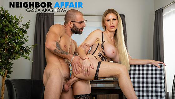 Casca Akashova - Neighbor Affair [Neighbor Affair / Naughty America] - November 25, 2020