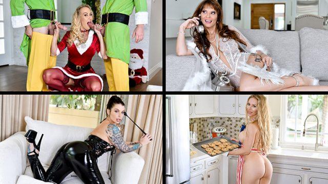 Cherie Deville, Ariella Ferrera, Syren De Mer, Nicole Aniston - Skills And Experience [MYLF Selects] - February 2, 2021