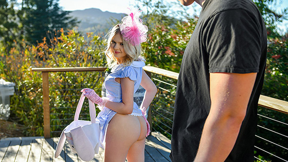 Coco Lovelock - Playing With My Little Bunny [Exxxtra Small / Team Skeet] - March 26, 2021