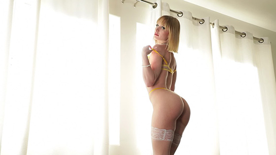 Daisy Stone - Daisy Stone Has A Bubble Butt That Won't Quit [Elegant Angel] - March 31, 2021