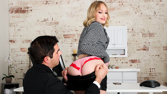 Daisy Stone - Office ASS-istants [Devil