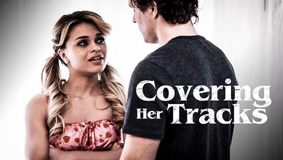 Destiny Cruz - Covering Her Tracks [Pure Taboo] - June 15, 2021