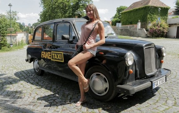 Elisa Tiger - My Way, All the Way [Fake Taxi] - October 16, 2020