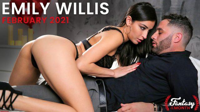 Emily Willis - February 2021 Fantasy Of The Month [Nubile Films / Nubiles Porn] - February 6, 2021
