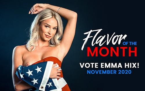 Emma Hix - November 2020 Flavor Of The Month Emma Hix [Step Siblings Caught / Nubiles Porn] - November 5, 2020