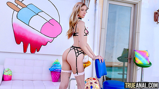 Haley Reed - Haley Needs More Anal [True Anal] - March 27, 2021
