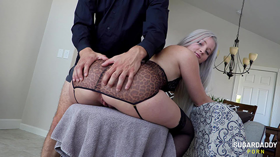Halle Storm - Can Ride My Dick Anytime She Wants [Sugar Daddy PORN] - February 6, 2021