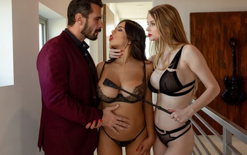 Autumn Falls, Bunny Colby - Sudden Domme - August 13, 2019