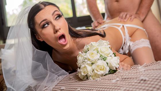 Jazmin Luv - Runaway Bride Needs Dick [Brazzers Exxtra / Brazzers] - October 20, 2021