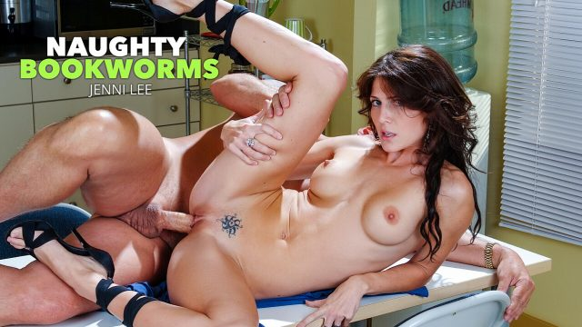 Jenni Lee - Naughty Bookworms [Naughty Bookworms / Naughty America] - March 21, 2021