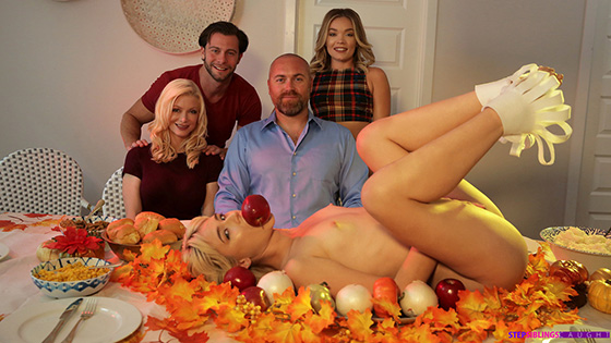 Jessie Saint, Katie Kush - How To Stuff Your Step Sister And Her Friend [Step Siblings Caught / Nubiles Porn] - November 19, 2020
