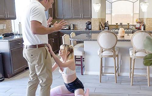 Jessie Saint - Step Daughter's Instant Orgasm [Spy Fam] - October 7, 2020