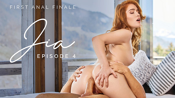 Jia Lissa - Jia Episode 4 [Tushy] - September 29, 2021