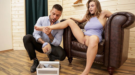 Josephine Jackson - Is That Cum On Your Shoehorn? [Brazzers Exxtra / Brazzers] - July 28, 2021