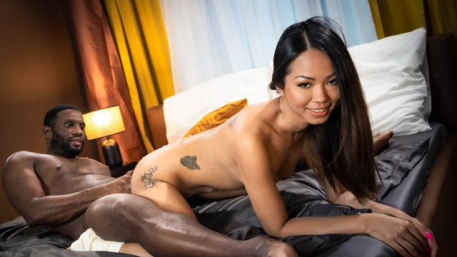Jureka Del Mar - Cheating Asian girl thrilled by BBC [Erotic Spice] - March 16, 2021