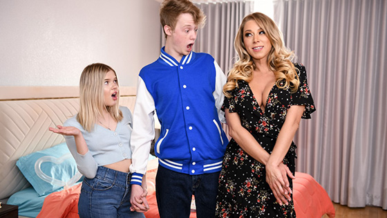Katie Morgan - Safe To Say I Fucked Your Stepmom [Mommy Got Boobs / Brazzers] - June 7, 2021