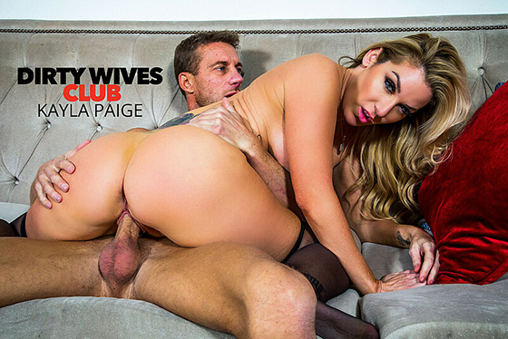 Kayla Paige - Dirty Wives Club [Dirty Wives Club / Naughty America] - June 7, 2021