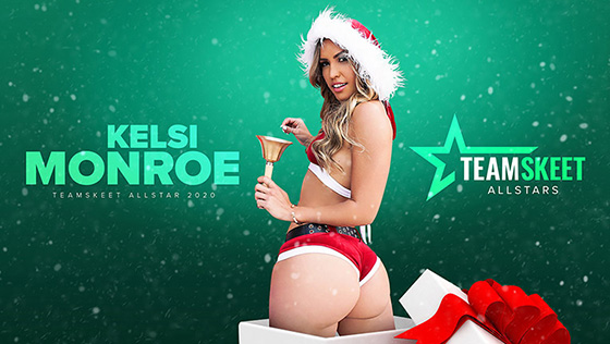 Kelsi Monroe - Pleasing A Generous Soul [Team Skeet Allstars] - December 27, 2020