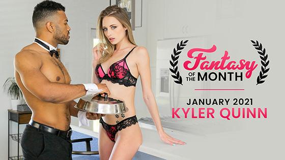 Kyler Quinn - January 2021 Fantasy Of The Month [Nubile Films / Nubiles Porn] - January 1, 2021