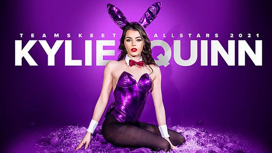 Kylie Quinn - Humping Like Bunnies [Team Skeet Allstars] - June 12, 2021