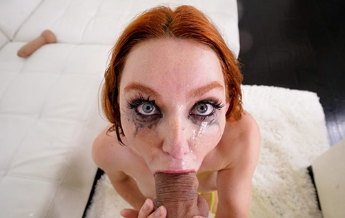 Lacy Lennon - Can't Wait To Be Throat-Fucked [Throated] - October 19, 2020