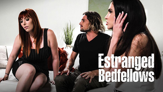 Lauren Phillips, Jane Wilde - Estranged Bedfellows [Pure Taboo] - December 25, 2020