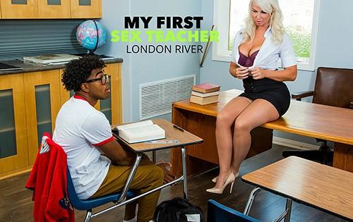 London River - My First Sex Teacher [My First Sex Teacher / Naughty America] - September 10, 2020