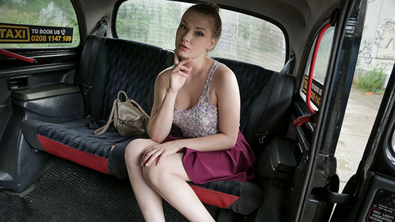 Lucy Heart - Hot Russian Tries English Sausage [Fake Taxi] - January 30, 2021