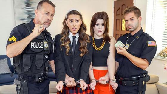 Mackenzie Mace, Alex Kane - Cops And Stepdaughters [Daughter Swap] - September 24, 2021