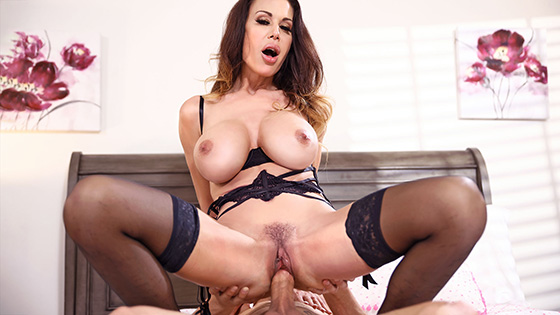 Mckenzie Lee - Busty Real Estate Agent Scores a Young Musician [Penthouse Gold] - July 22, 2021
