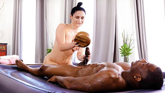 Mia Moore - Couple Roleplay [Nuru Massage] - January 10, 2021