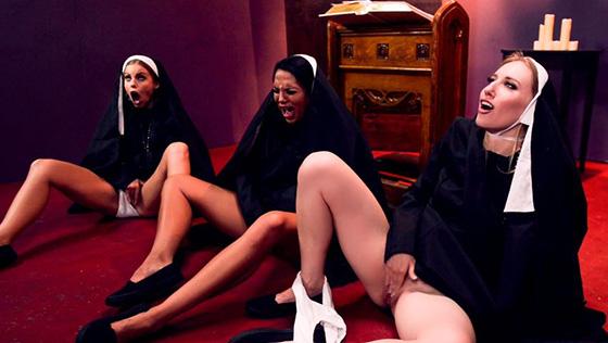 Missy Martinez, Riley Reyes, Britney Amber - Corruption Strain 3 [Anatomik Media] - January 4, 2021