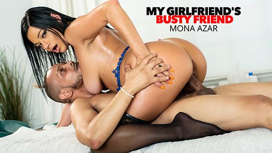 Mona Azar - My Girlfriend