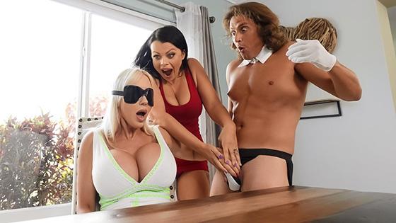 Nadia White, Victoria Lobov - Revenge Fucks Taste Sweeter With Friends [RK Prime / Reality Kings] - July 22, 2021