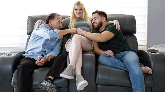 Nikki Sweet - Meeting The Stepbro [Family Strokes] - May 24, 2021