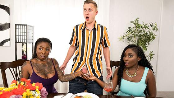 Osa Lovely, Gogo Fukme - Meeting GF's Slutty Family [Brazzers Exxtra / Brazzers] - September 6, 2021
