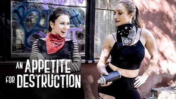 Paige Owens, Skylar Snow - An Appetite For Destruction [Pure Taboo] - June 30, 2021
