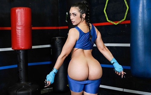 Lilly Hall - Kickboxing [The Real Workout / Team Skeet] - July 11, 2020