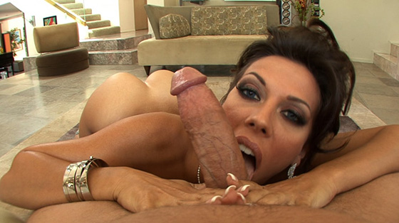 Rachel Starr - Impales Her MILF Pussy On A Huge Dick [Your Mom Does Porn] - June 21, 2021