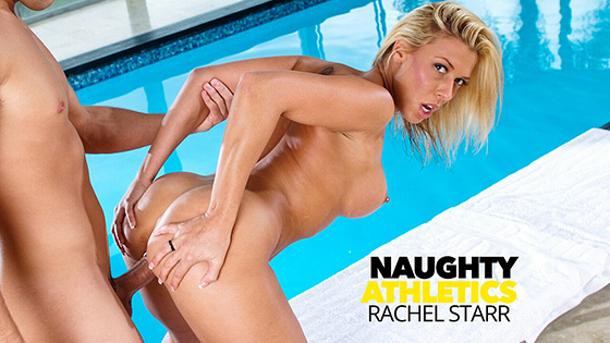 Rachel Starr - Naughty Athletics [Naughty Athletics / Naughty America] - July 21, 2021